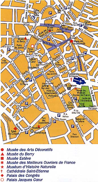 le plan cul Bourges
